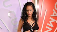 Rihanna Has a Femme Fatale Beauty Secret to Feeling More Confident in Lingerie