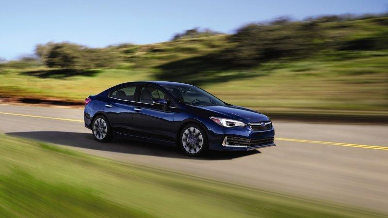 2021 Subaru Impreza gets new driving modes for a mild ...