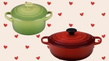 Nordstrom just marked down Le Creuset cookware to as little as $20 — but pieces are going fast