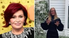 Sharon Osbourne says she doesn't believe overweight women are happy while praising Adele's weight loss