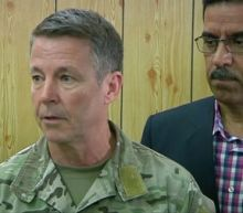 U.S. general says he may not have been target of Kandahar attack