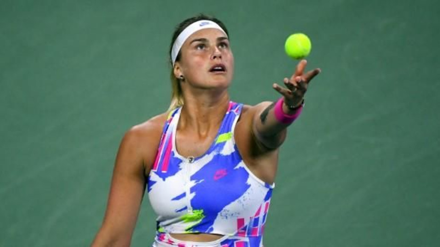 Sabalenka bests Azarenka to win Ostrava Open