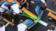 Im Mercedes-Stil: McLaren probiert in Mugello neue Nase aus