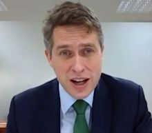 Schools could open before Easter, says Gavin Williamson