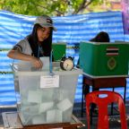 Thai junta party takes shock lead in first general election since 2014 coup