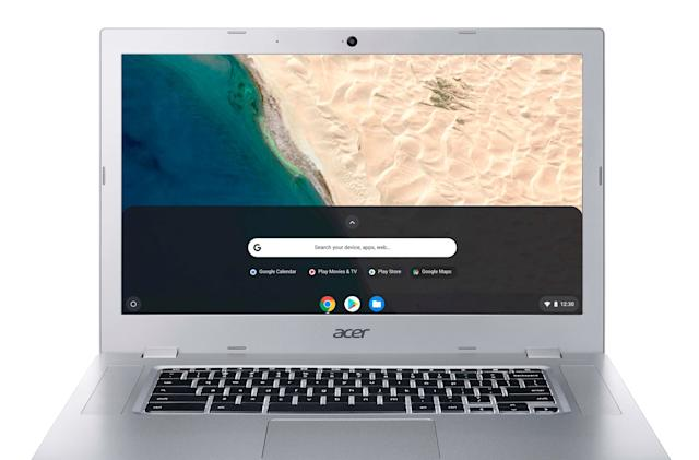 Acer's Chromebook 315 is its first with AMD processors