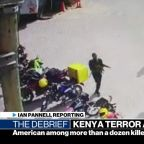 American is among those killed in Kenya terror attack