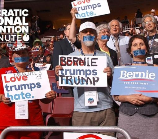 Democratic National Convention Day One In A Minute