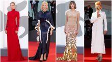 Mostra de Venise 2020 : les plus beaux looks repérés sur le tapis rouge