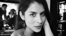 Ella es María León, la cantante mexicana que besó a Ana Torroja