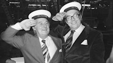 Rare Morecambe and Wise footage unearthed for new documentary