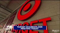 Target shareholder meeting; Rambus boosts sales outlook; Ulta shares surge