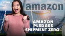 Amazon Pledges 'Shipment Zero'