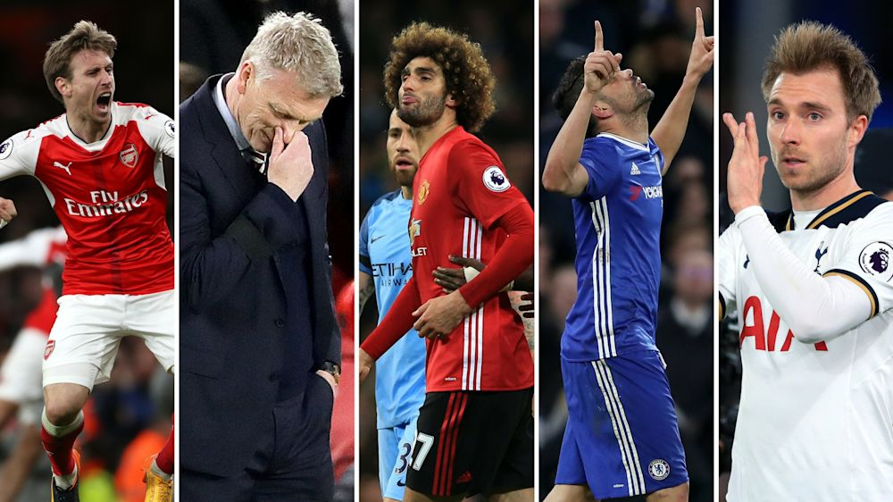 The key winners and losers from the midweek action
