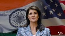 'Proud Daughter of Indian Immigrants':  Haley as She Backs Trump