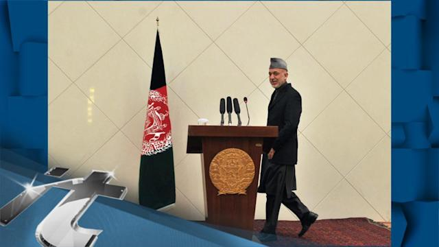 Politics Breaking News: With New Law, Afghanistan Moves Closer to an Election