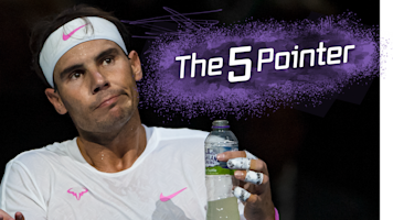 Nadal gets angry, Djokovic beaten and Villa set to retire