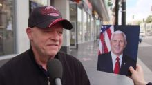 Jimmy Kimmel Asks People To ID Mike Pence And It Doesn't Go Well