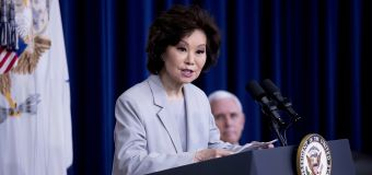 Watchdog found Elaine Chao violated ethics rules