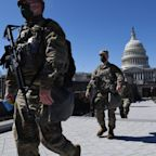 Capitol Police Boost Security, House Ends Work Early In Response To Possible Militia Plot