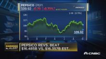 PepsiCo tops estimates and returns beverage business to growth on Nooyi's last day as CEO
