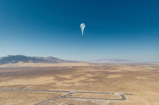 Kenyan government finally approves Loon's internet-delivery balloons