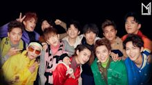Mirror, the wildly popular Cantopop boy band 'stealing wives' in Hong Kong