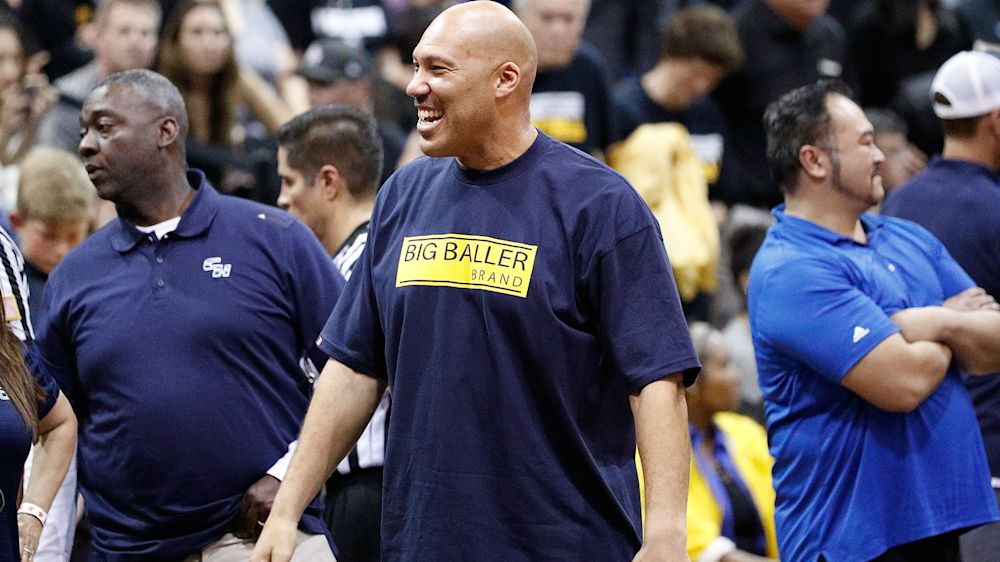 LaVar Ball told middle son LiAngelo he won't make NBA