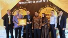 """KinerjaPay Corp. Won an Award in the """"Indonesia Trusted of Quality Award 2018"""""""