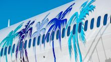 United Airlines lifts curtain on California-inspired Her Art Here plane design