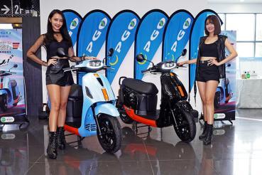 原價9萬5800元,PGO全新跑車版電動車 Ur1 PLUS正式上市!