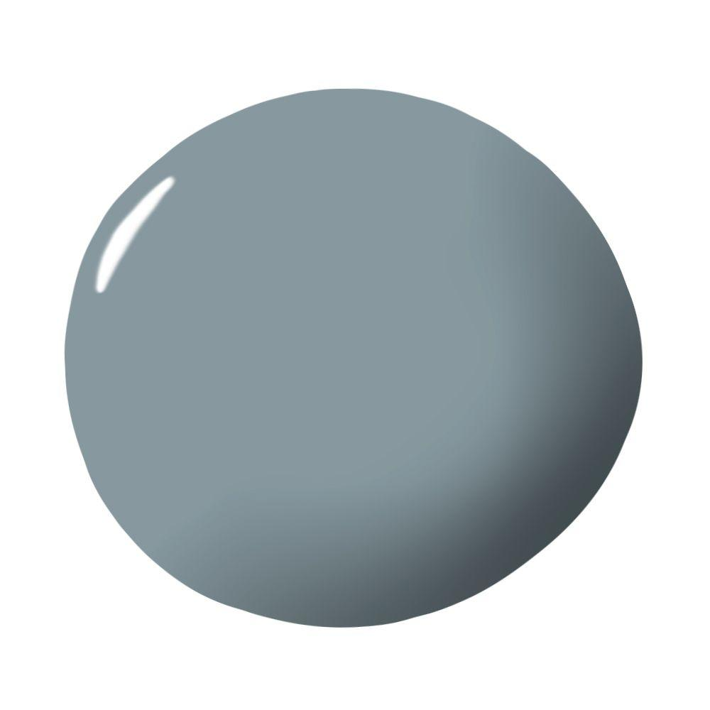 """<p>""""We've used this perfectly toned mid-blue for cabinetry and walls. I love how it creates a little drama and depth without too much darkness."""" — <strong><a href=""""http://eringatesdesign.com/"""" rel=""""nofollow noopener"""" target=""""_blank"""" data-ylk=""""slk:Erin Gates"""" class=""""link rapid-noclick-resp"""">Erin Gates</a></strong></p><p><strong><a class=""""link rapid-noclick-resp"""" href=""""https://store.benjaminmoore.com/storefront/color-samples/paint-color-samples-1-pint/prodPRM01A.html?sbcColor=1635"""" rel=""""nofollow noopener"""" target=""""_blank"""" data-ylk=""""slk:SHOP THE COLOR"""">SHOP THE COLOR</a><br></strong></p>"""