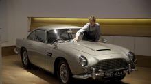 Maker of James Bond's favorite sports car eyes stock market