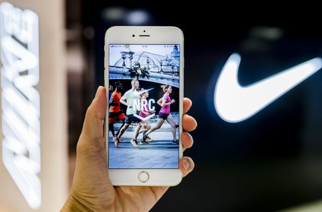 Nike+ Run Club update enlists Siri as your exercise motivator