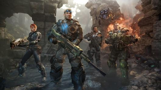 Pre-order Gears of War: Judgment at Walmart, get Gears 2 or 3 for free