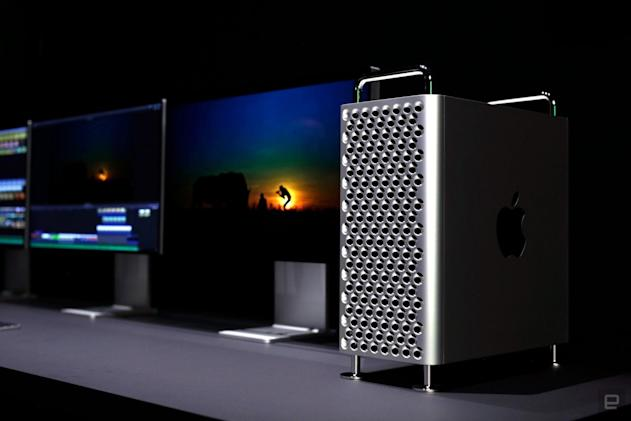 Apple's redesigned Mac Pro is now available