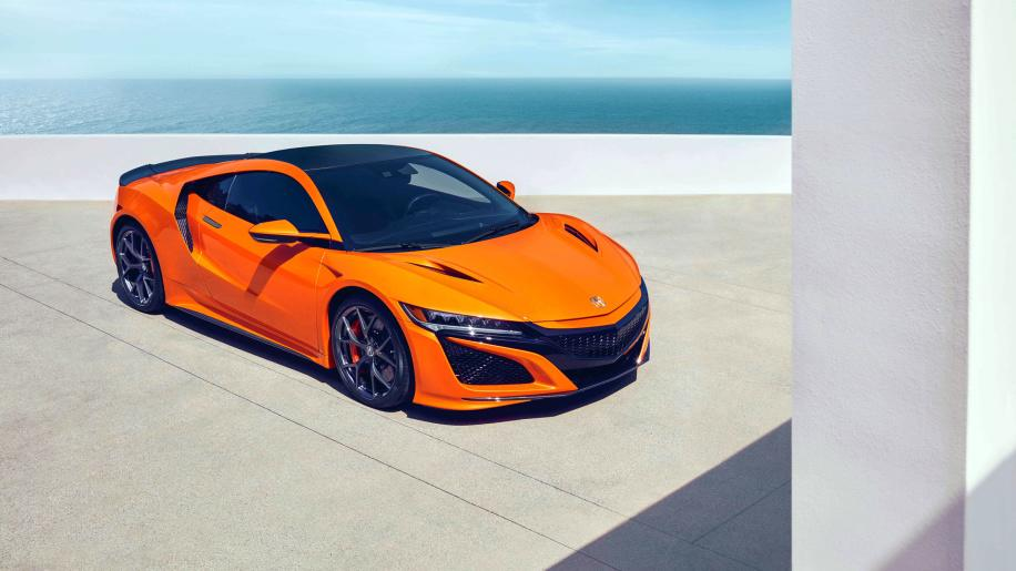 refreshed nsx breaks cover ahead of pebble beach