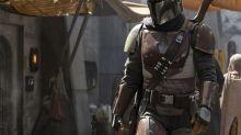George Lucas hace una visita sorpresa al rodaje de The Mandalorian