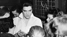 """Graceland, l'ancienne demeure d'Elvis, a été recouverte de slogans """"Black Lives Matter"""""""