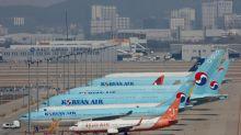 Korean Air says 70% of employees must take leave due to coronavirus