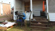 Nowhere to go: Moncton homeless sleep on abandoned porches, in backyard tents
