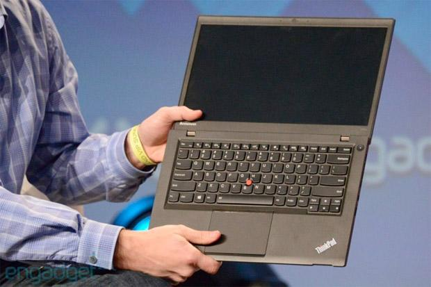 Lenovo ThinkPad T431s Ultrabook: refined exterior, widened trackpad, shipping in April for $949