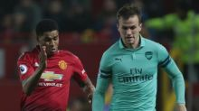 Rob Holding reveals get-well message from Marcus Rashford after Arsenal defender's knee injury