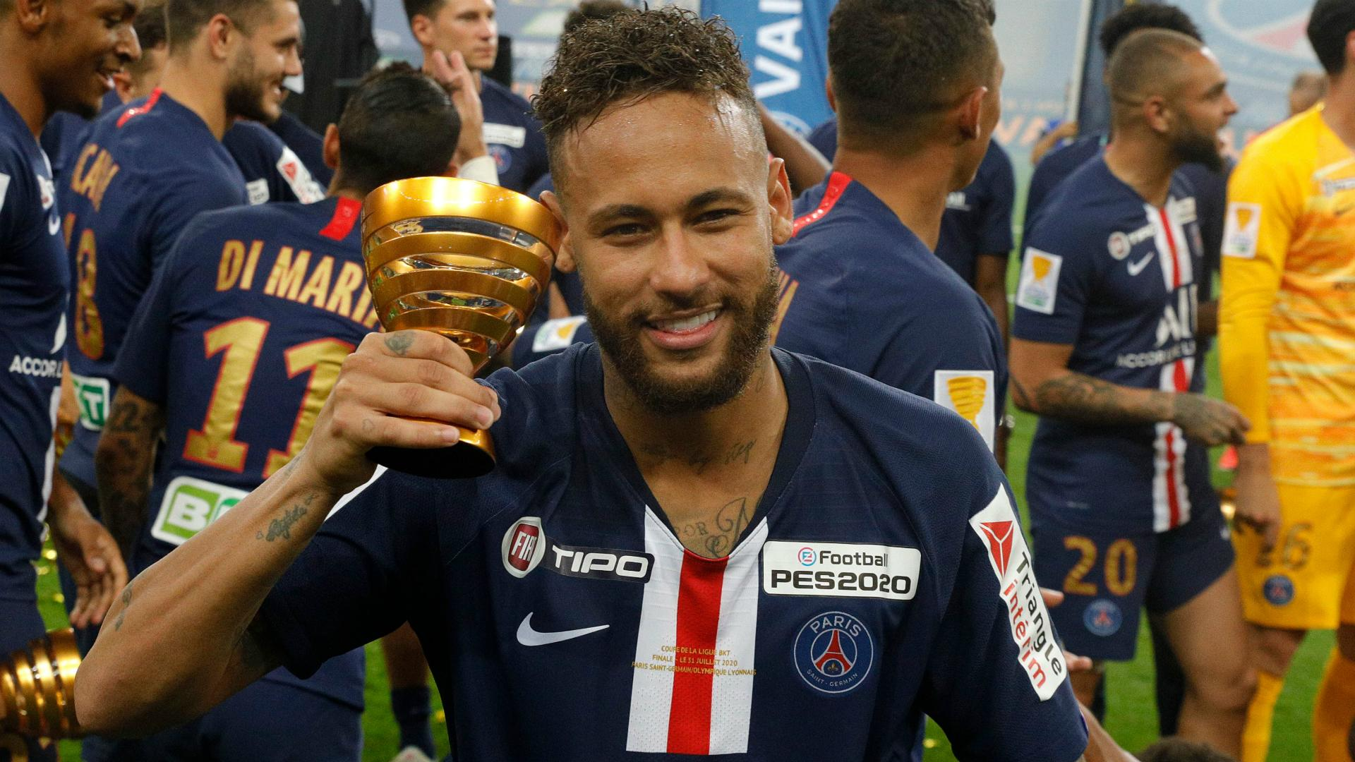 Neymar: I'm staying at PSG to win the Champions League