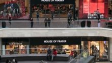 House of Fraser lenders demand new funds as CVA looms