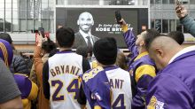 PHOTOS: Tributes for NBA legend Kobe Bryant