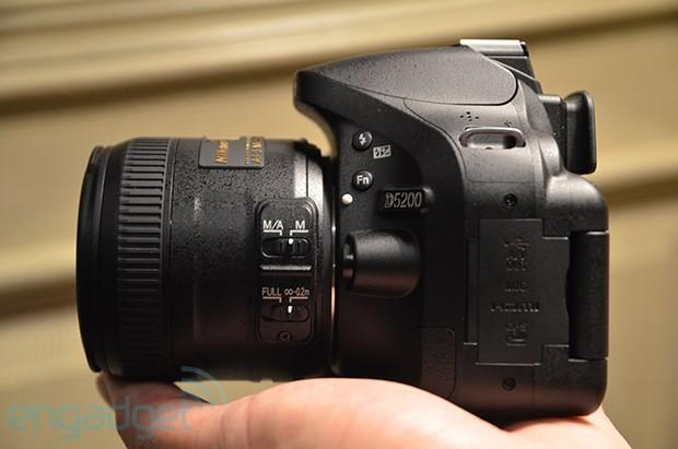 Nikon D5200 to reach US photographers in late January for $900