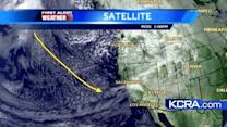 Monday Weather Update for Northern California 12.17
