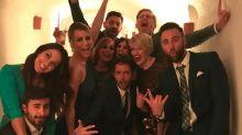 Así se vivió la boda de Risto Mejide y Laura Escanes desde las redes sociales