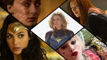 All the female superheroes coming to cinemas after 'Captain Marvel'